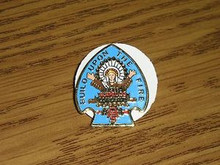 1986 O.A. Section NE5A Conclave Pin - Ajapeu Host