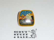 2005 National Jamboree Central Region Pin