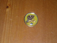 Wood Badge Beaver Pin - Scout