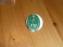 BSA Catholic Committee Pin - Green - Scout