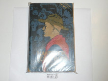 1940 Boy Scout Handbook, Third Edition, Thirty-second Printing, Norman Rockwell Cover, Near MINT with little edge wear and some pencil writing