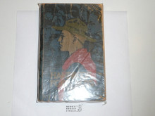 1938 Boy Scout Handbook, Third Edition, Twenty-ninth Printing, Norman Rockwell Cover, some cover and spine wear but the book is solid
