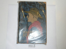1937 Boy Scout Handbook, Third Edition, Twenty-sixth Printing, Norman Rockwell Cover, used