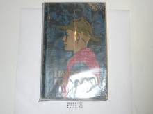 1938 Boy Scout Handbook, Third Edition, Twenty-eighth Printing, Norman Rockwell Cover, lt use with cover and edge wear