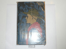 1936 Boy Scout Handbook, Third Edition, Twenty-third Printing, Norman Rockwell Cover, lt use with cover and edge wear