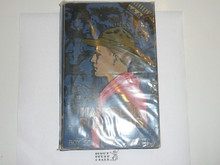 1935 Boy Scout Handbook, Third Edition, Twenty-second Printing, Norman Rockwell Cover, Near MINT just a little edge wear