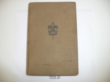 1925 Boy Scout Handbook, Second Edition, Thirty-second Printing, Canvas Hardbound (VERY RARE), near MINT