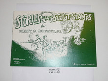 Stories Behind the Scout Stamps, 1970, By Harry Thorsen