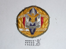 National Staff Patch (NS2), 1953-1966, used