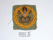 Neighborhood Commissioner Patch (NC3), 1946-1953, sewn/used