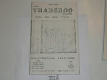 Traderoo Inc Newsletter, 1975 Summer/Fall