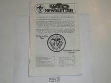Western Traders Association Newsletter, 1984 October Vol 12 #3