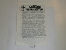Western Traders Association Newsletter, 1984 April Vol 12 #2
