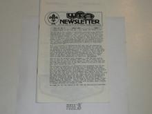 Western Traders Association Newsletter, 1984 April Vol 12 #2