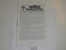 Western Traders Association Newsletter, 1982 April, Vol 10 #2