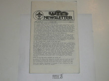 Western Traders Association Newsletter, 1982 Aoctober, Vol 10 #3