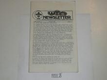 Western Traders Association Newsletter, 1982 Aoctober, Vol 10 #3