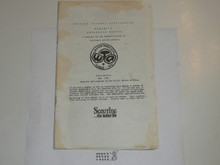 Western Traders Association Newsletter, 1981 May, Members Reference Manual