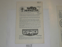 Western Traders Association Newsletter, 1981 December, Vol 9 #5