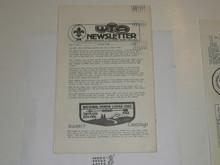 Western Traders Association Newsletter, 1981 December, Vol 9 #5