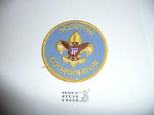 Scouting Coordinator Patch (IR3), 1976-1989