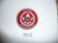 Scout Executive Patch (SE8), 1970-?