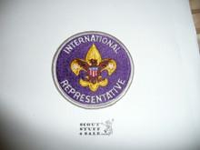 International Representative Patch (IR1), 1989-?