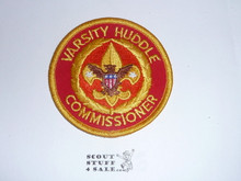 Varsity Huddle Commissioner (VHC1), 1986-1989 & 1995-2009