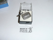 Wood Badge Pewter Tie Tack Pin