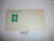 1955 World Jamboree Envelope