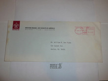 Western Region Envelope, 1983