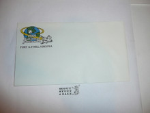 1989 National Jamboree Stationary Envelope