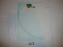 1989 National Jamboree Stationary