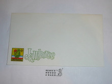 1973 National Jamboree Stationary Envelope