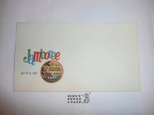 1969 National Jamboree Stationary Envelope