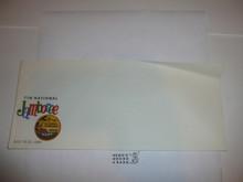 1969 National Jamboree Stationary #10 Envelope