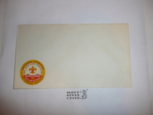 1960 National Jamboree Stationary Envelope