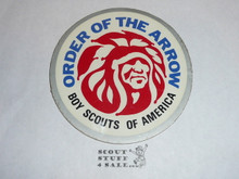 Order of the Arrow MGM Indian Logo Sticker