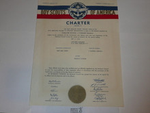 1959 Air Explorer Squadron Charter, May