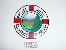 Project SOAR Boy Scout National Theme Sticker