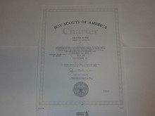 1994 Explorer Scout Post Charter, December, 11 year troop