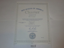 1987 Explorer Scout Post Charter, March