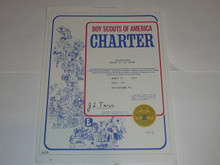 1985 Explorer Scout Post Charter, March