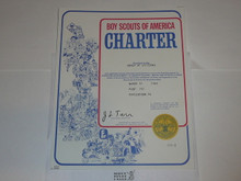 1984 Explorer Scout Post Charter, March