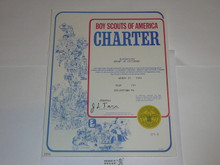 1983 Explorer Scout Post Charter, March