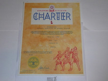 1977 Explorer Scout Post Charter, March