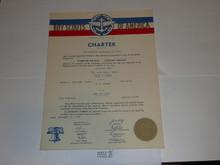 1952 Explorer Scout Post Charter, December