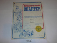 1982 Sea Scout Ship Charter, January