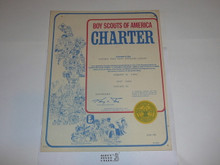 1980 Sea Scout Ship Charter, January