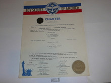 1952 Sea Scout Ship Charter, February